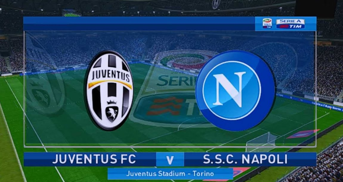 Dove vedere JUVENTUS NAPOLI Streaming Rojadirecta con Immagini Gratis Highlights.