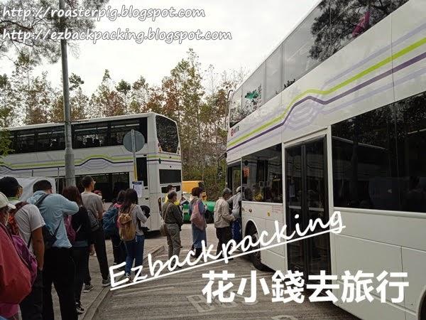 港鐵巴士元朗大棠特別路線 K66s 乘搭記