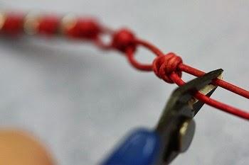 Spanish Knot Bracelet Tutorial - Bead World