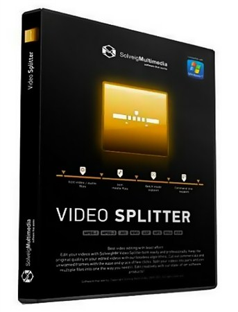 SolveigMM Video Splitter 5.0.1504.22 Business Edition + Crack