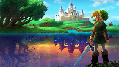 The Legend of Zelda: A Link Between Worlds - Nintendo