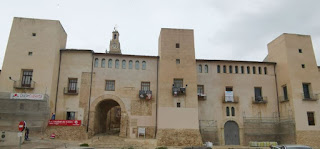 Albaida, Palau de los Milà i Aragó.