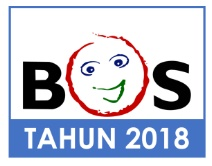 Cut Off BOS Triwulan ke 2 Tanggal 30 April 2018