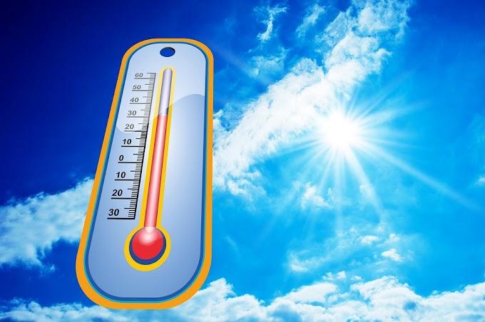 Ανεβαίνει η θερμοκρασία - Kαύσωνας από την Κυριακή