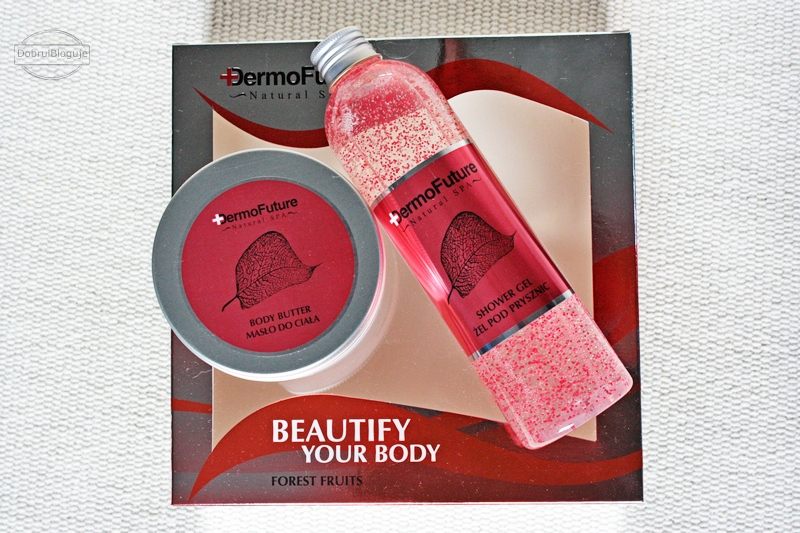 Dermo Future- Beautify Your Body Forest Fruits.