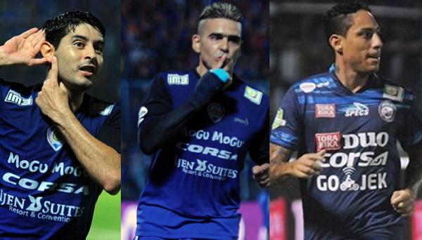 Demi Puncak Klasemen, Arema FC Siapkan Trisula Maut untuk Kalahkan Barito Putera
