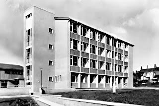 Ehenside School, October 1958, Cleator Moor