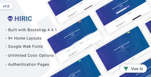 Best Landing Page Template