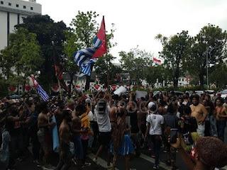 *Gabungan Berbagai Aktivis Minta Organisasi Jaringan Asing Pendukung Referendum Papua Dibubarkan