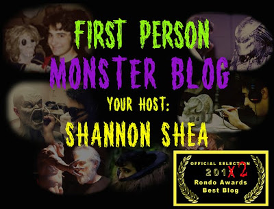 First Person Monster Blog