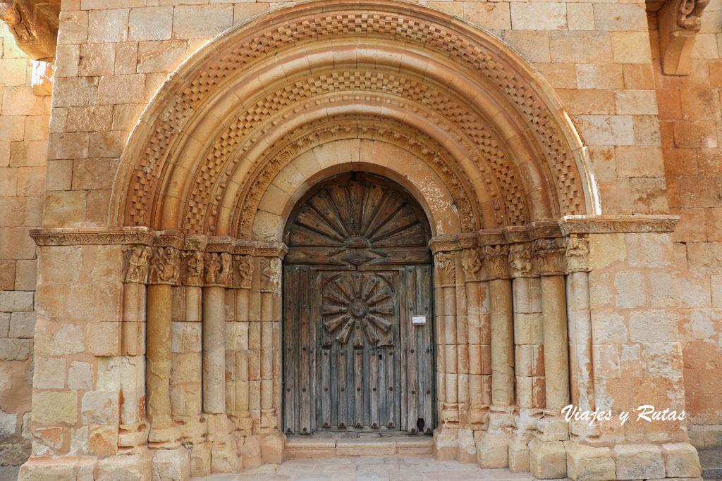 Iglesia de San Juan Bautista de Moarves de Ojeda