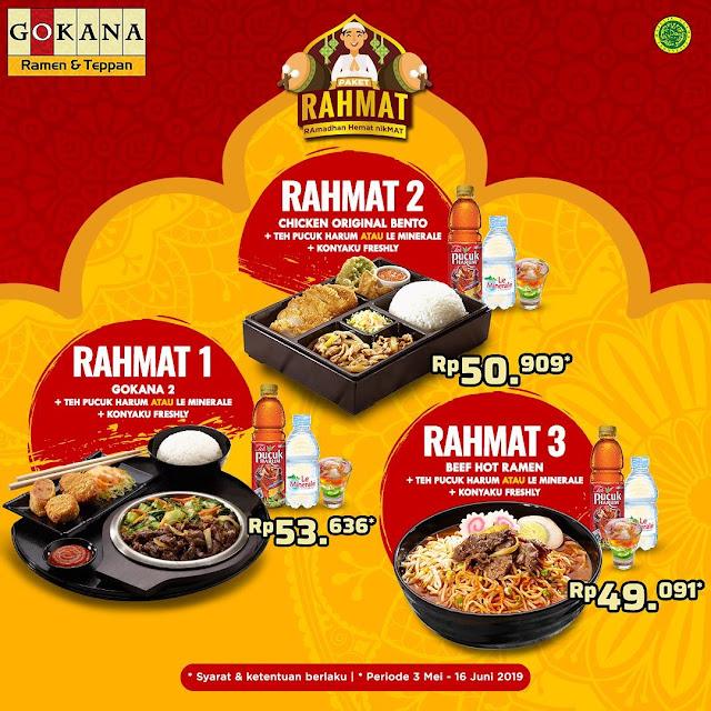 #Gokana - #Promo Paket Murah & Hemat - Rahmat Ramadhan 2019 (s.d 16 Juni 2019)