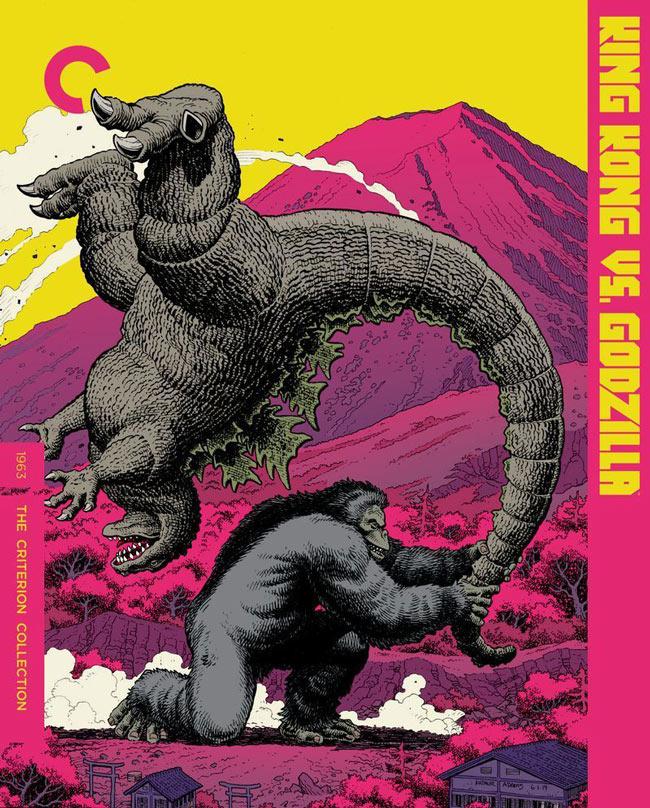 Arthur Adams (US) - Godzilla: Showa Era Bluray Collection