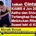 Sinopsis Inikah Cinta SCTV Kamis 4 Januari 2018: Shlok & Astha Lakukan Ritual Suami Istri