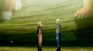 Monster berekor, Naruto Shippuden, Minato