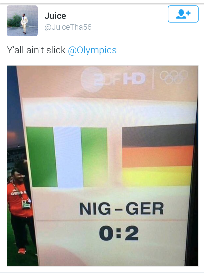 Nigeria vs Germany