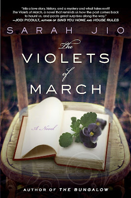 Book Review: The Violets of March by Sarah Jio