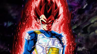 Pada teori kami sebelumnya kami berspekulasi kalau Vegeta tidak akan bisa mengakses Ultra Super Saiyan Evil Vegeta???