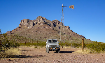 Now boondocking in the Hot Well Dunes BLM campground, Arizona
