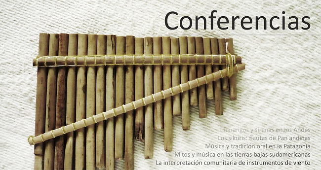 Sonidos y silencios. Docencia. Conferencias