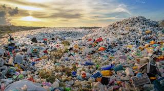 Lautan Sampah Plastik Bajatani