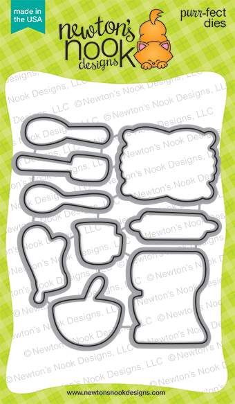 Made from Scratch Die Set | Newton's Nook Designs #newtonsnook