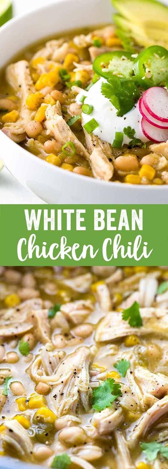 bean chicken chili