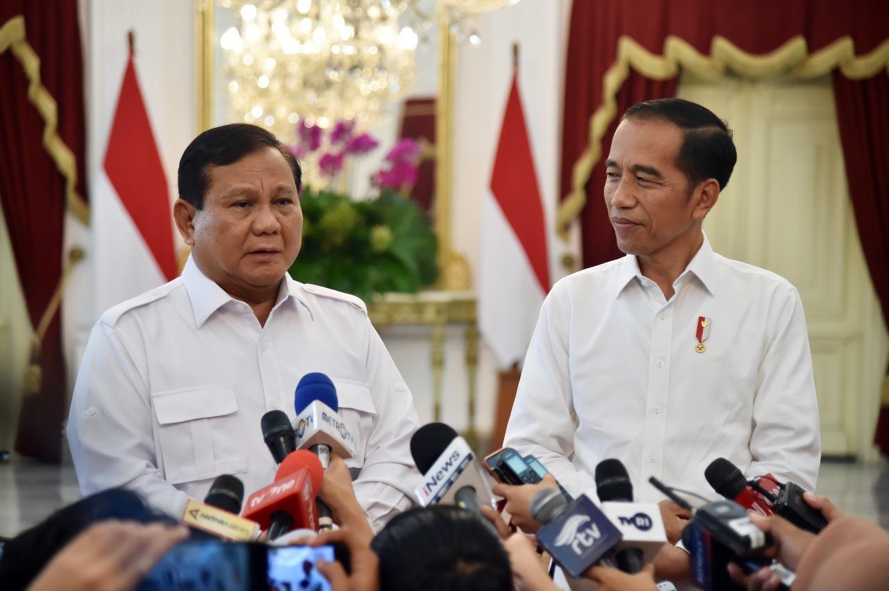 Djafar: Bertemu Jokowi, Prabowo Sosok Seorang Negarawan
