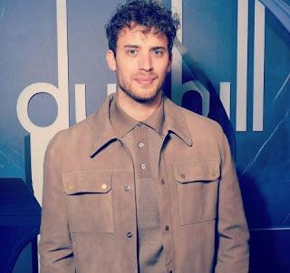 Belgian actor, Jonas Bloquet