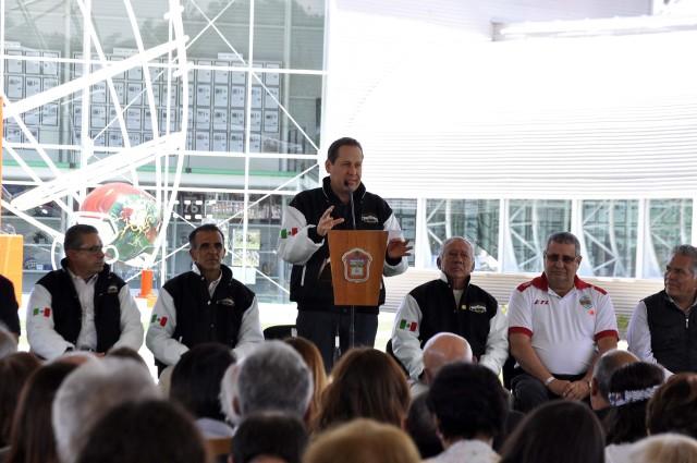 Inauguran Salón de la Fama del Futbol Americano de México - El Escarlata cfc26aa3351