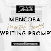 Mencoba Mental Health Writing Prompt