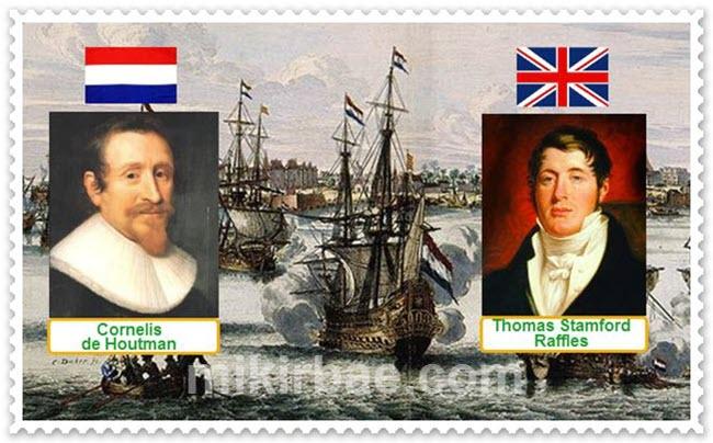 Penjajahan Inggris dan Belanda