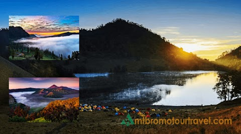 Kumbolo Sunrise and Mount Bromo Tour Package 3 days