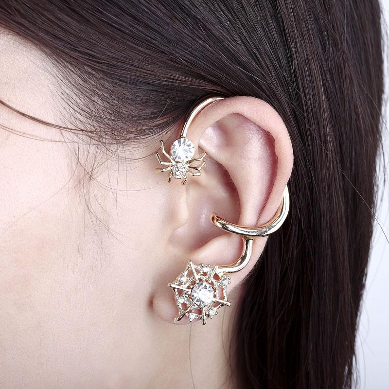 OKAJewelry Show: Wrap Cuff Earring Comeback As A Fashion Trend