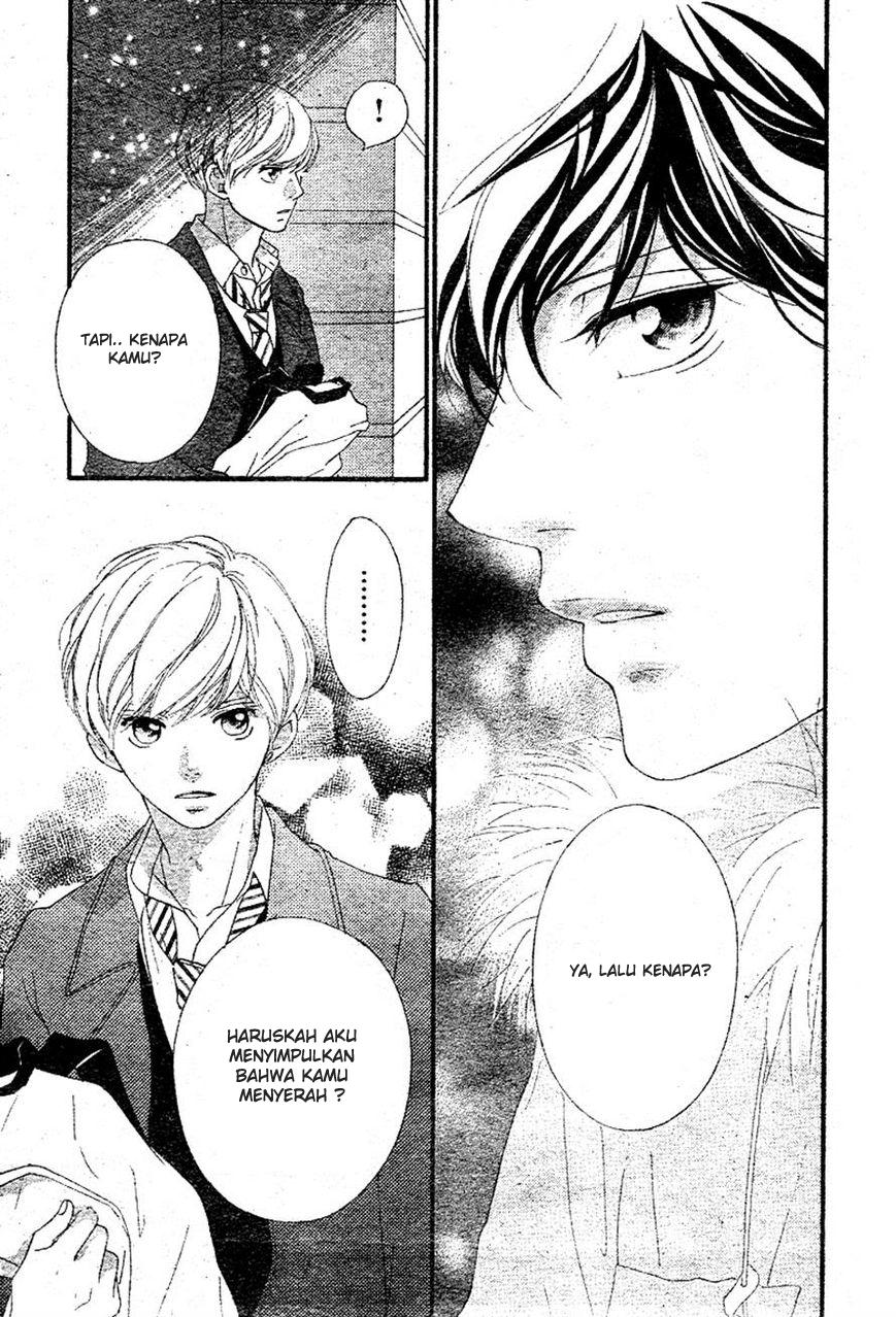 Ao Haru Ride Chapter 41-38