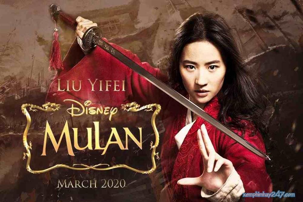 http://xemphimhay247.com - Xem phim hay 247 - Hoa Mộc Lan (2020) - Mulan (2020)