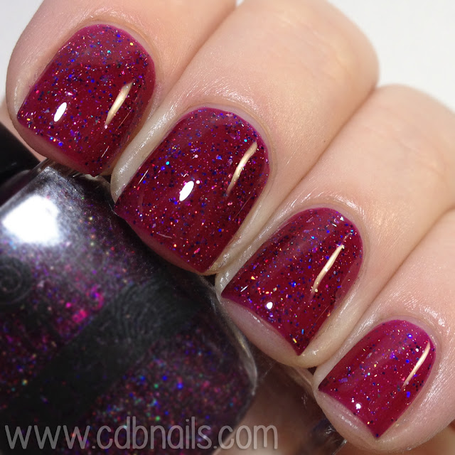 Lollipop Posse Lacquer-Love Belongs to Desire