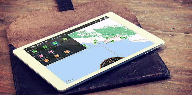 Бесплатная навигационная программа для яхт и катеров: что выбрать?