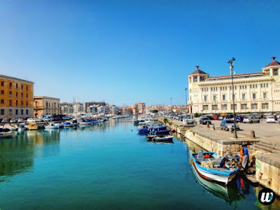 Marina in Siracusa | Sicily, Italy | wayamaya