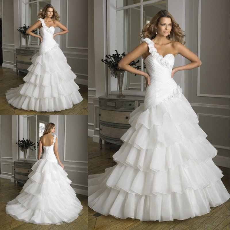 Wedding Gown Dress Patterns: Wedding Dresses With Patterns