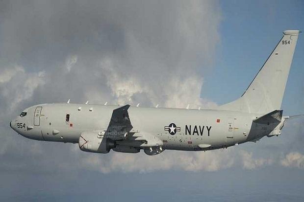 Jet Tempur Rusia Cegat Pesawat Mata-mata AS dalam Jarak 3 Meter