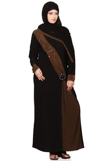 model hijab pesta terbaru