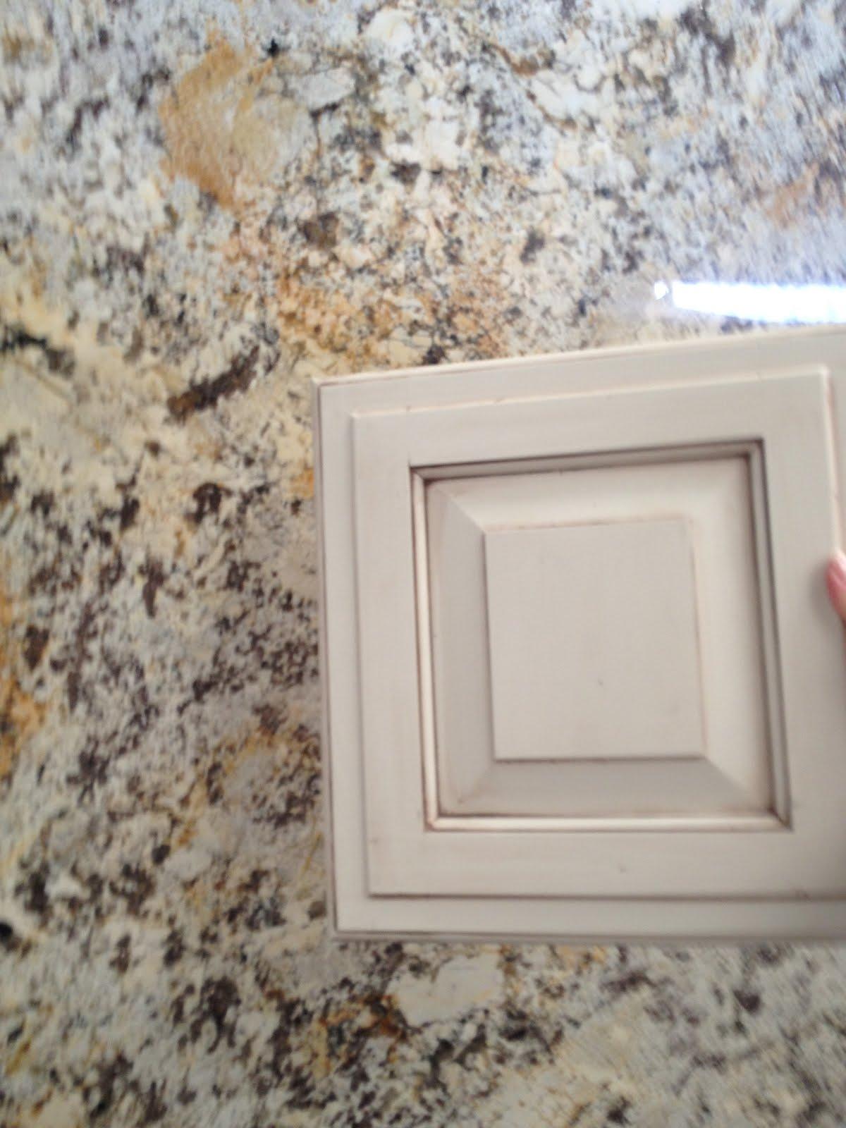 Andino White Granite Kitchen
