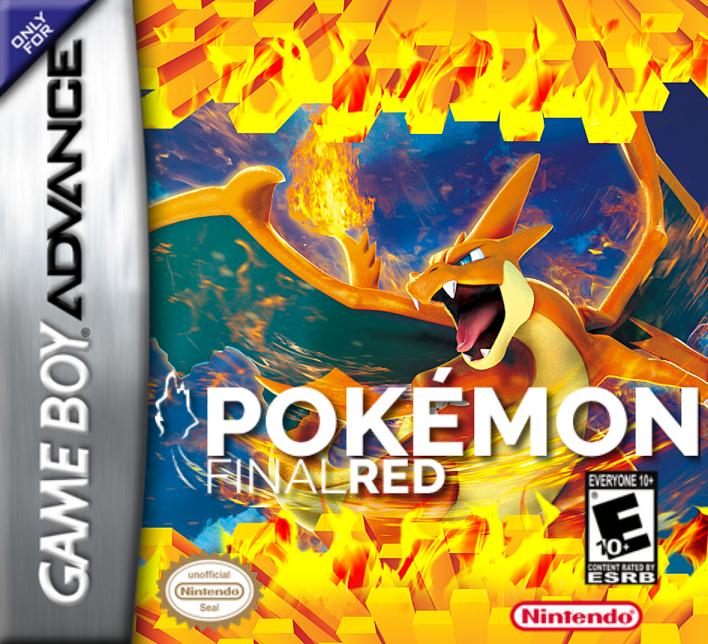 Pokémon Final Red ROM GBA