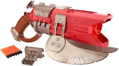 TOYS : JUGUETES - BOOMco  Halo Wars 2 - Brute Spiker | Pistola - Blaster  Producto Oficial 2016 | Mattel DXD56 | Edad: +8 años  Comprar en Amazon España & buy Amazon USA