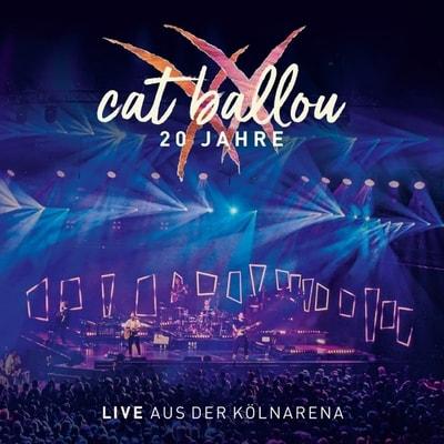Cat Ballou - 20 Jahre Live Aus Der Koelnarena (2019) - Album Download, Itunes Cover, Official Cover, Album CD Cover Art, Tracklist, 320KBPS, Zip album