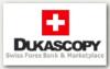Логотип брокера Dukascopy