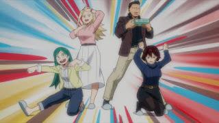 Hellominju.com: 僕のヒーローアカデミア (ヒロアカ)アニメ   ワイルド・ワイルド・プッシーキャッツ   Wild, Wild Pussycats   My Hero Academia   Hello Anime !
