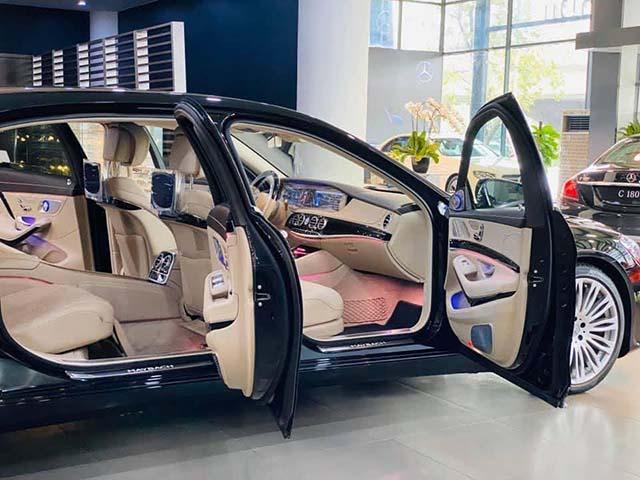 Đánh giá Mercedes Maybach S450 4MATIC 2021