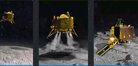Chandrayaan 2 lander located on moon, trying to establish contact: ISRO Chief